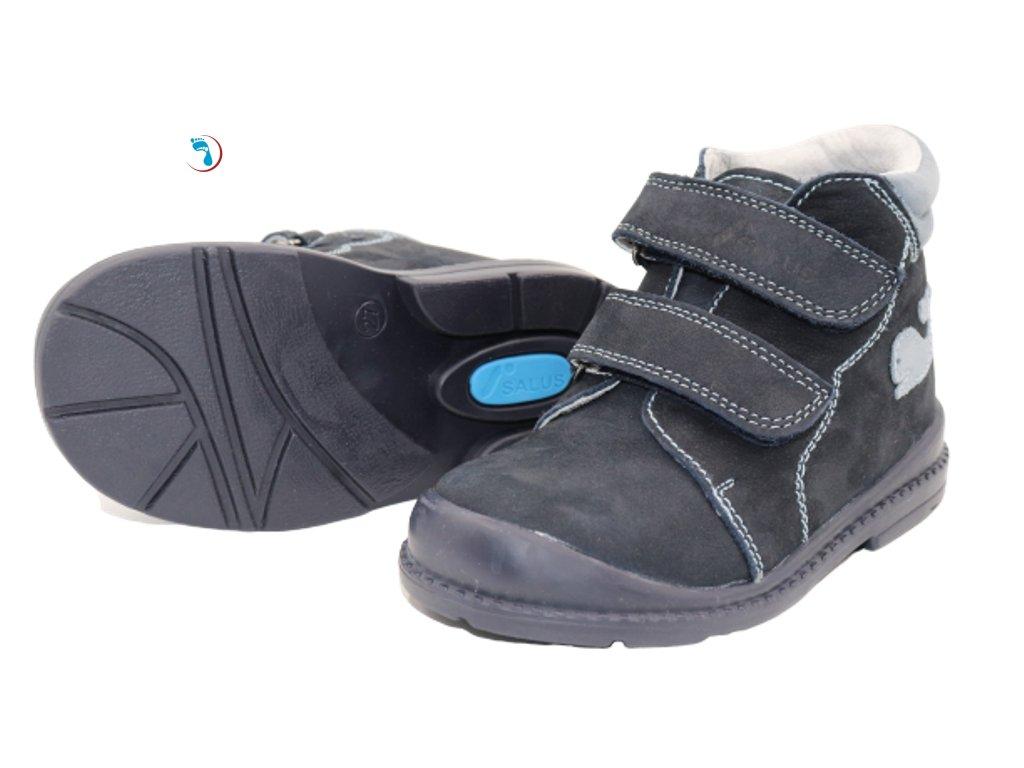 30.Salus Dětská obuv supinační