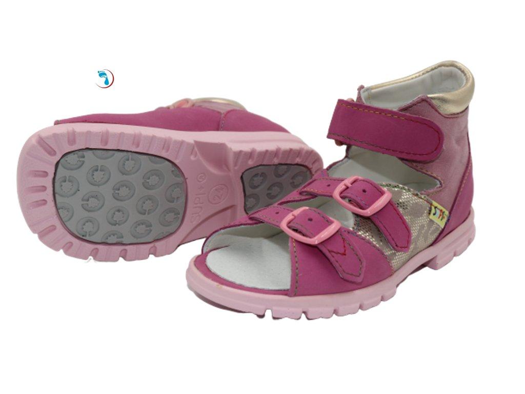 10.Supi+ Dětské sandály supinační