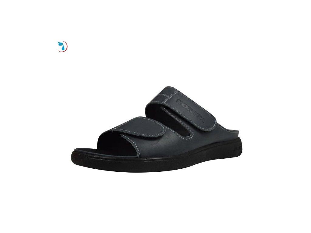 Pánské zdravotní pantofle ROMIKA