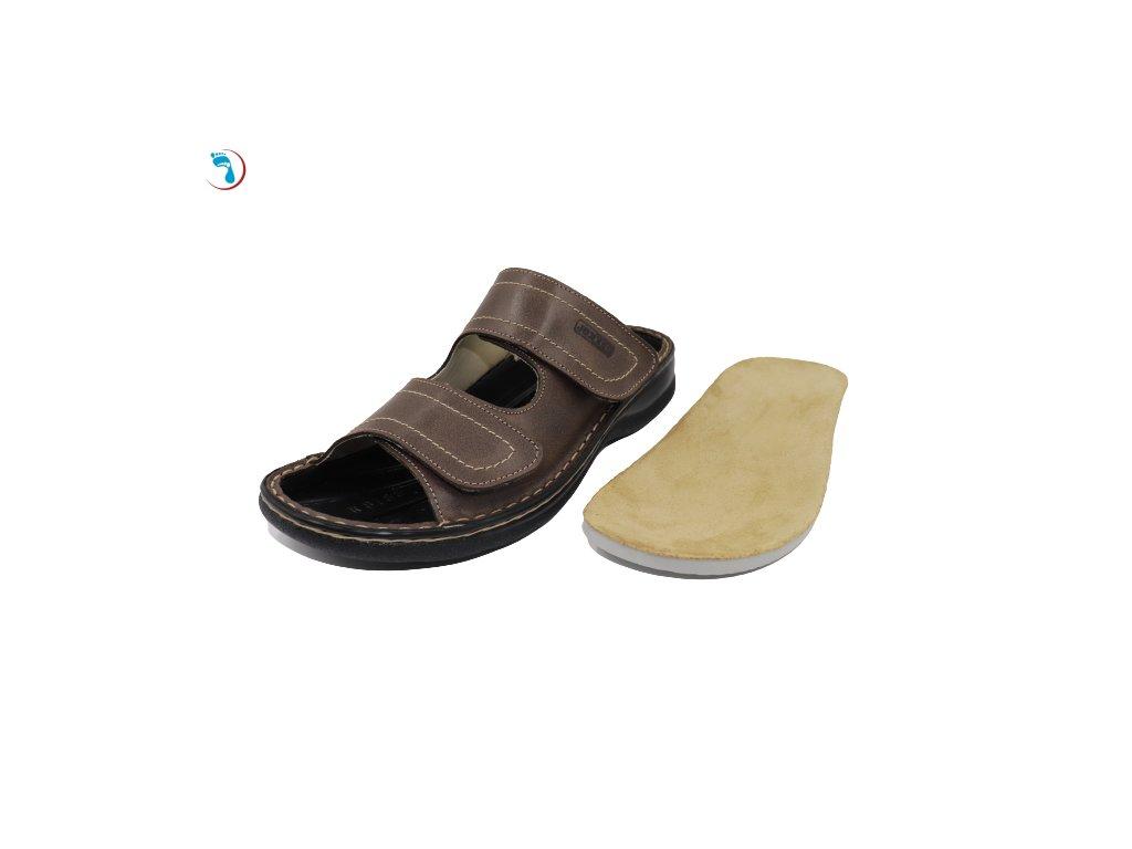 Pánské zdravotní pantofle JOKKER