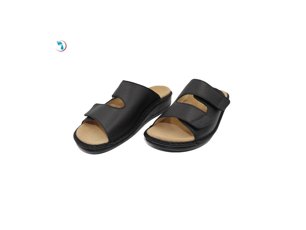 Pánské zdravotní pantofle PEDIKOMFORT