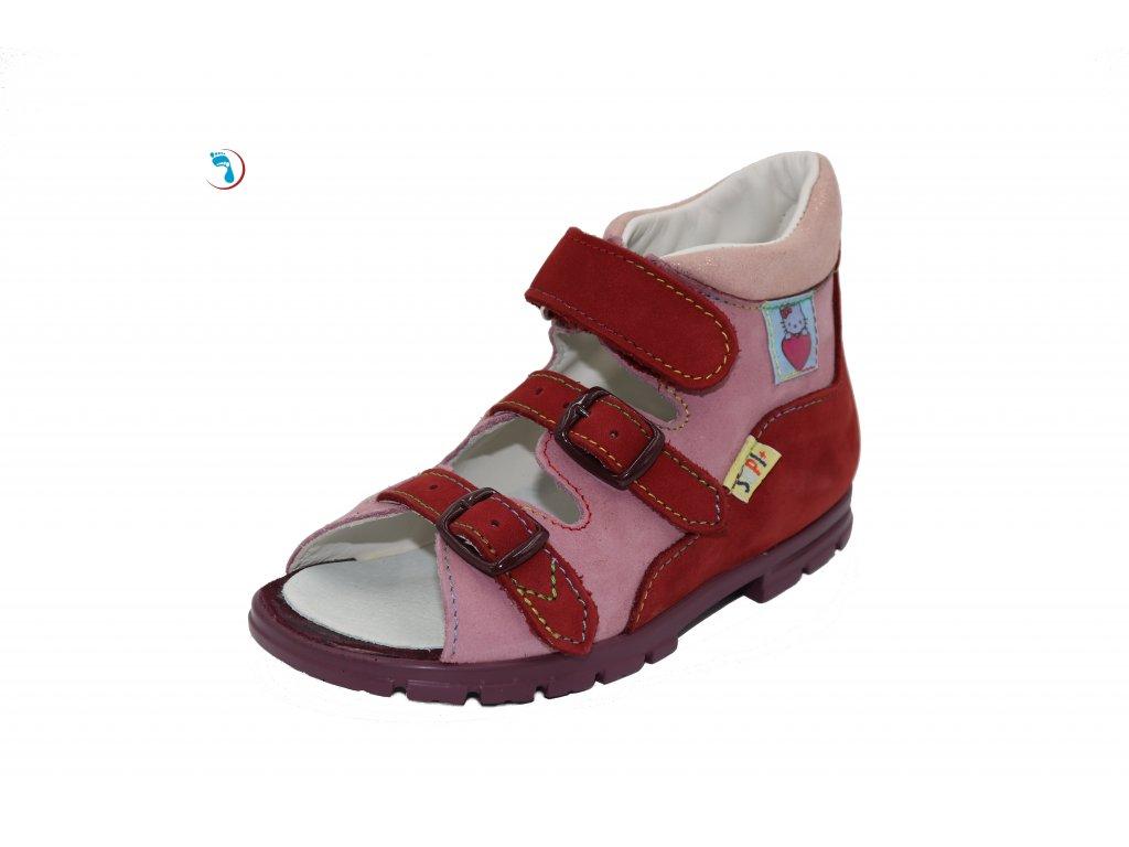 10.Supi+ Dětské sandály supinační na vyšší nárt