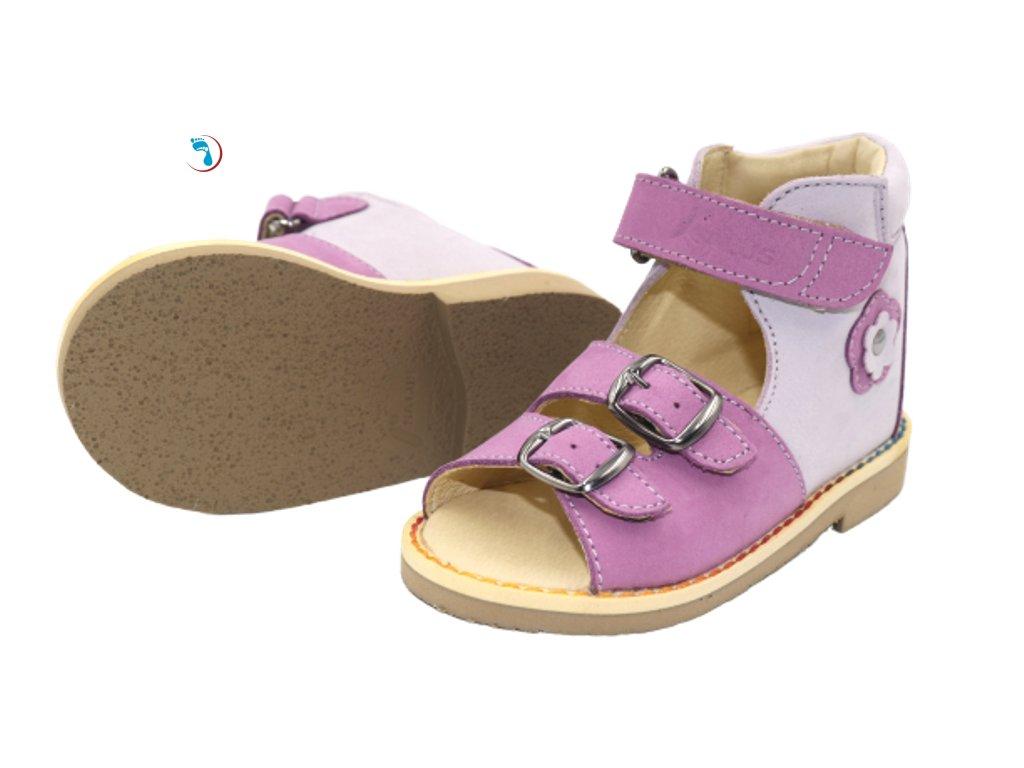 40.Salus Dětské sandály supinační