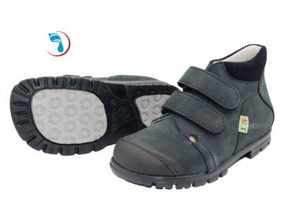 20.Supi+ Dětská obuv supinační na vyšší nárt
