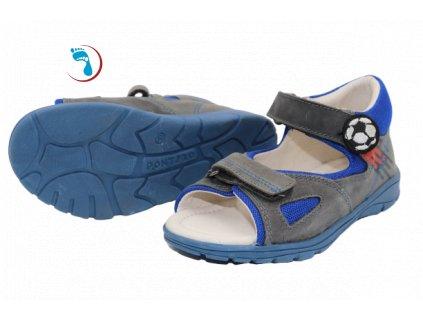 50.Ponte, Dětské sandály supinační