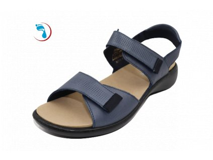 Sandály s vyjímatelnou stélkou ROMIKA IBIZA