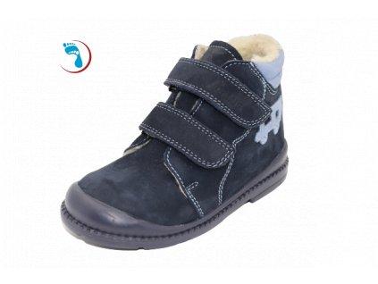 Dětská zimní obuv supinační