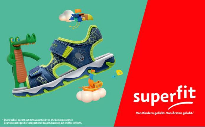Superfit léto kluk 2021