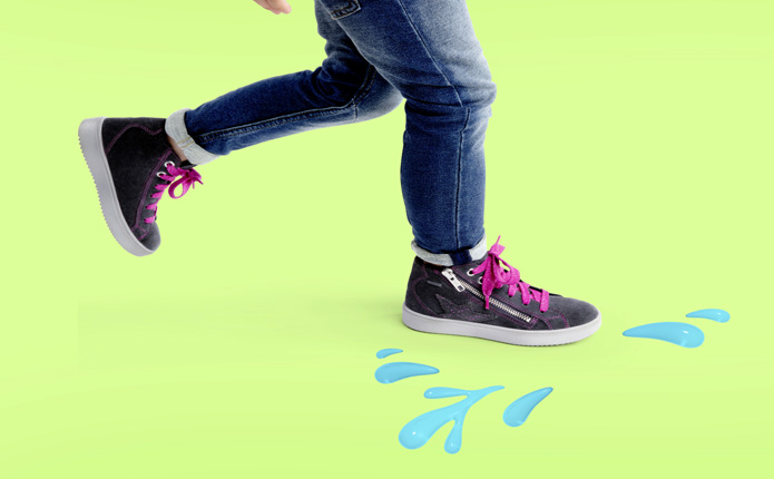 SF nohy holka