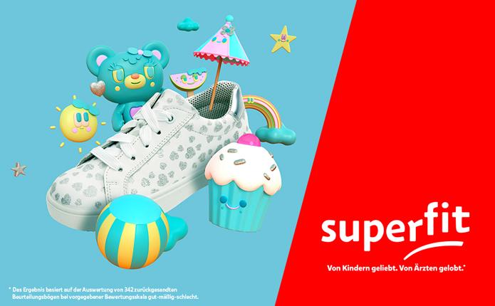Superfit holka botasky