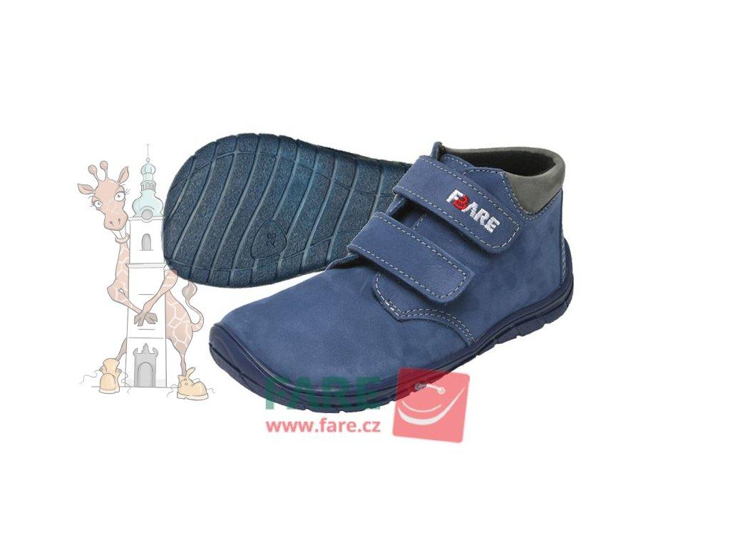 Fare bare dětské celoroční boty 5221202