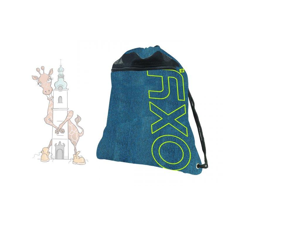 oxy blu green
