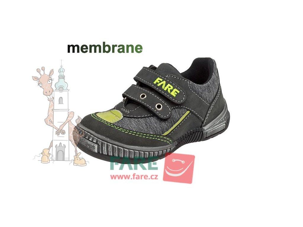 Chlapecké celoroční nepromokavé boty 814213