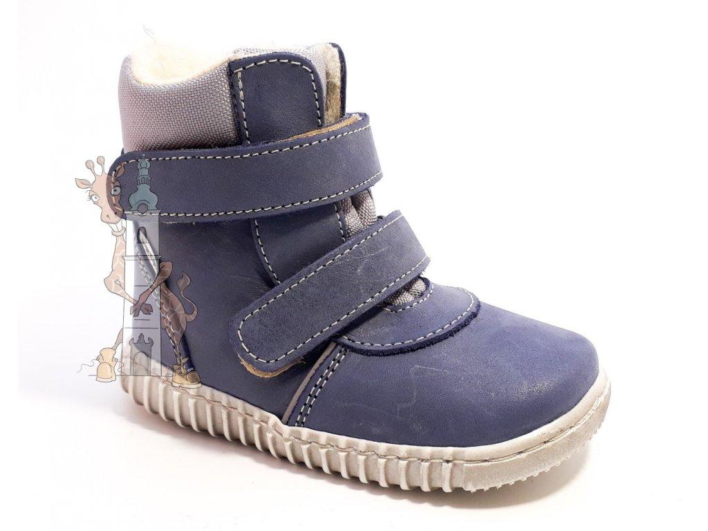 Dětské zimní boty Pegres 1706