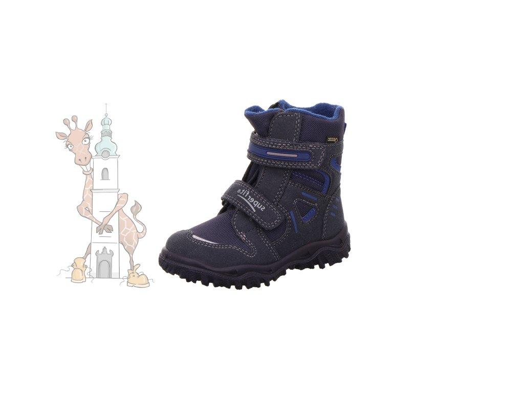 Dětské zimní boty Superfit 8-09080-83