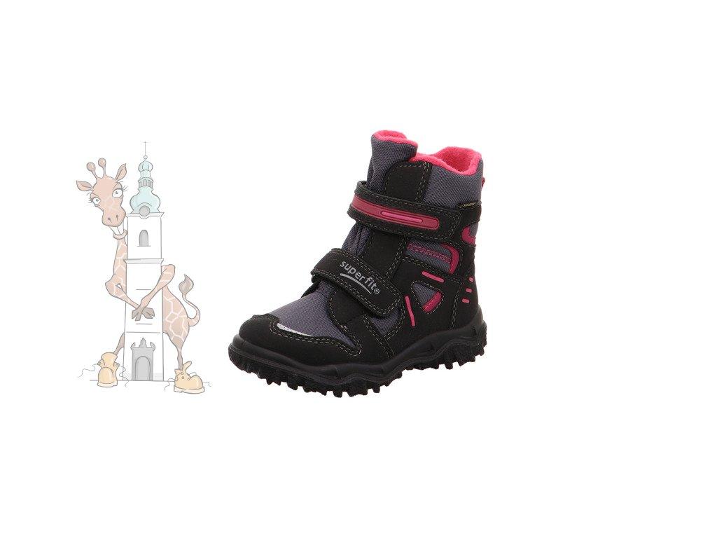 Dětské zimní boty Superfit 3-09080-05