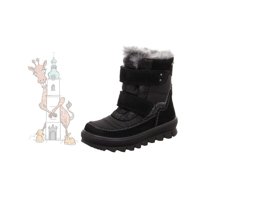 Dětské zimní boty Superfit 5-09214-00
