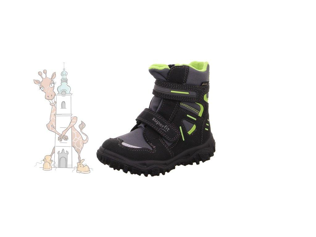 Dětské zimní boty Superfit 8-09080-03
