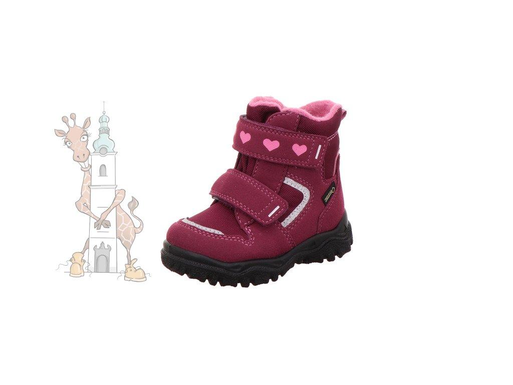 Dětské zimní boty Superfit 5-09045-50