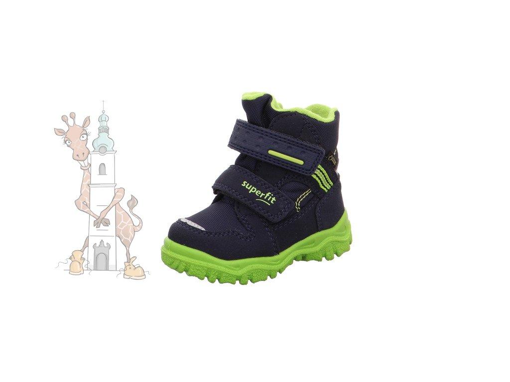 Dětské zimní boty Superfit 5-09044-81