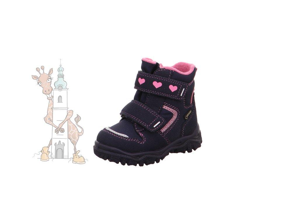 Dětské zimní boty Superfit 5-09045-80