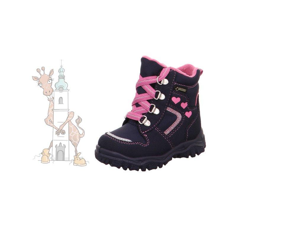 Dětské zimní boty Superfit 5-09046-80