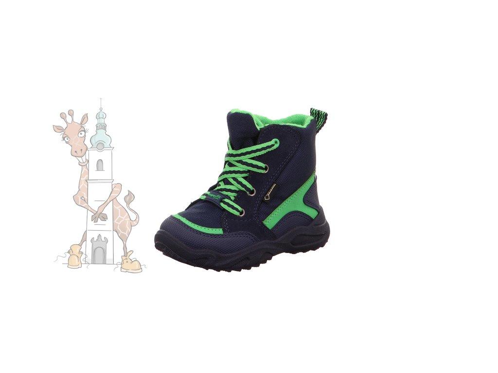 Dětské zimní boty Superfit 5-09234-80