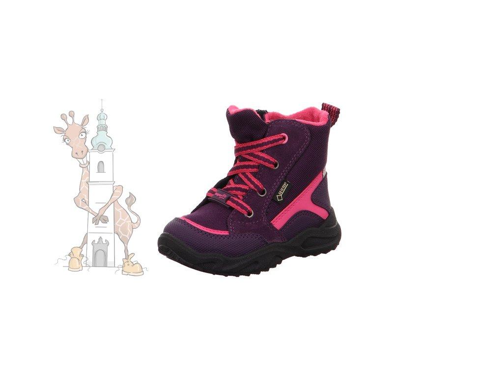 Dětské zimní boty Superfit 5-09234-90