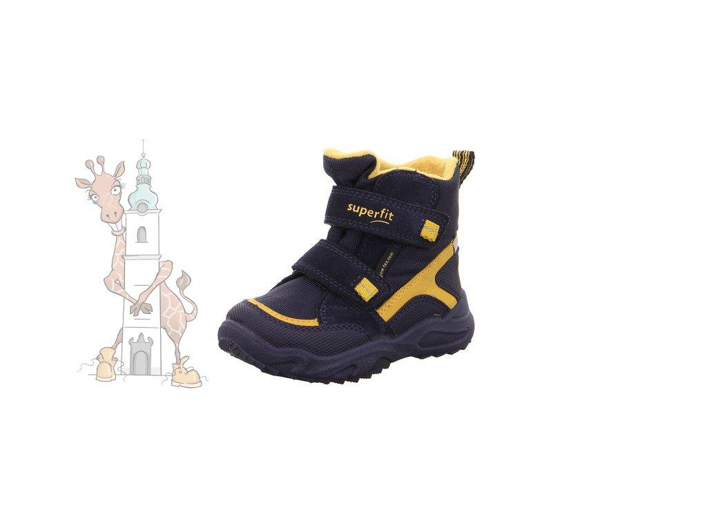 Dětské zimní boty Superfit 5-09235-81