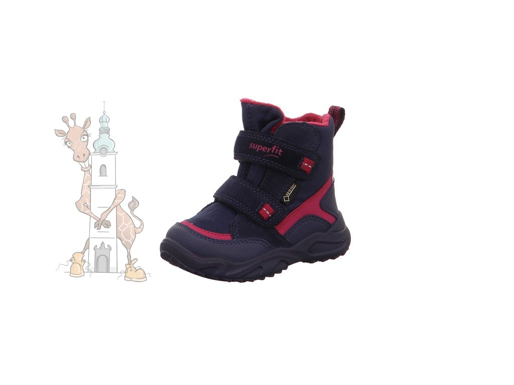 Dětské zimní boty Superfit 5-09235-82