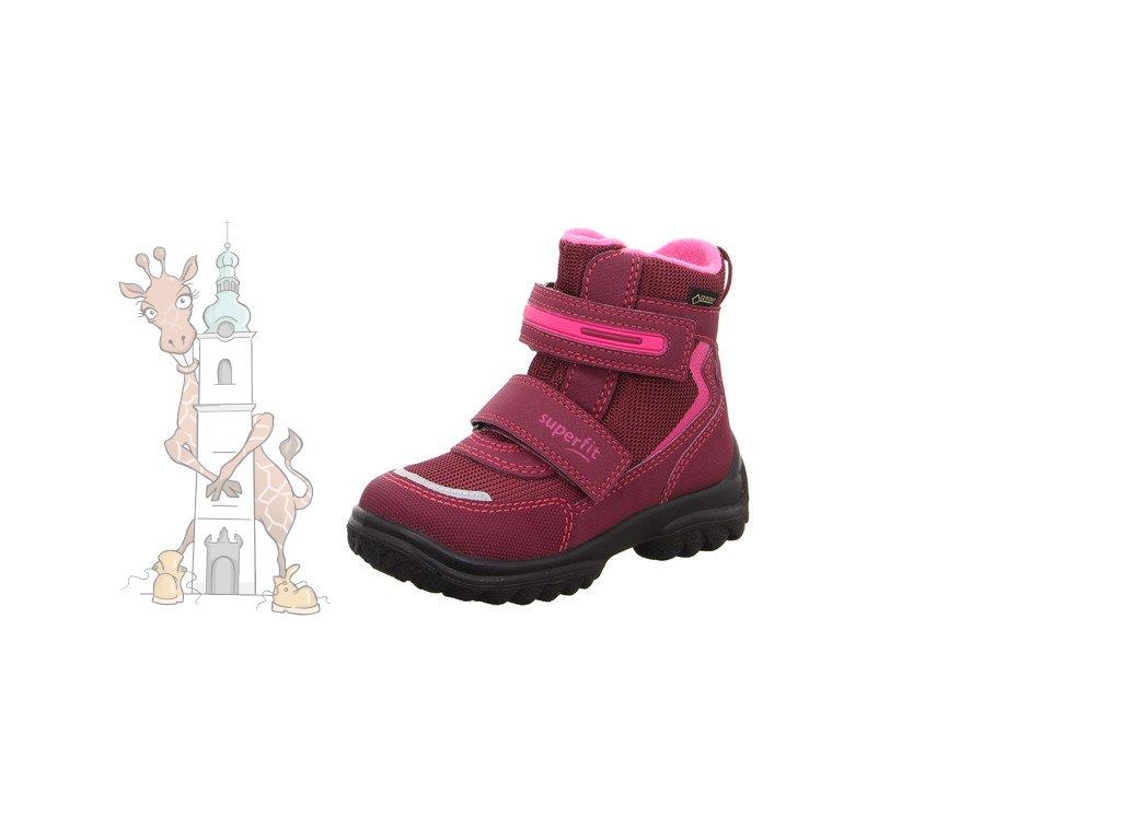 Dětské zimní boty Superfit 5-09030-50