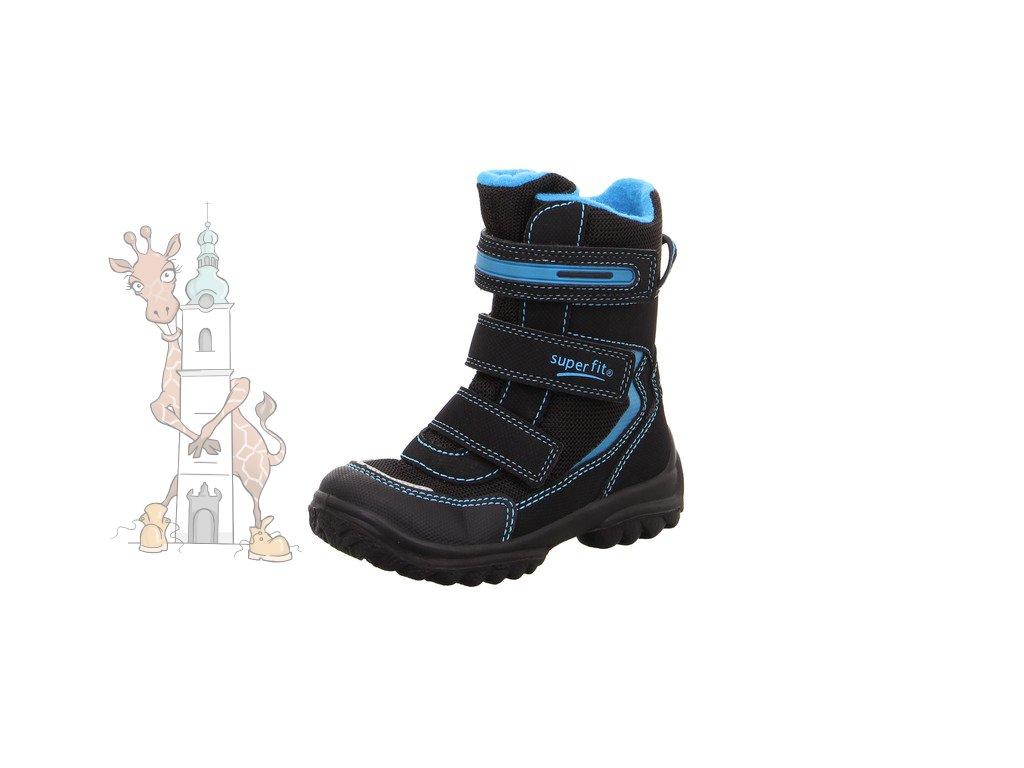 Dětské zimní boty Superfit 5-09022-00
