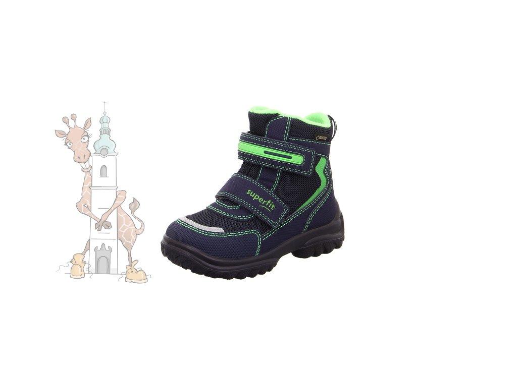 Dětské zimní boty Superfit 5-09030-80