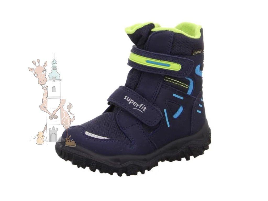 Dětské zimní boty Superfit 5-09080-80