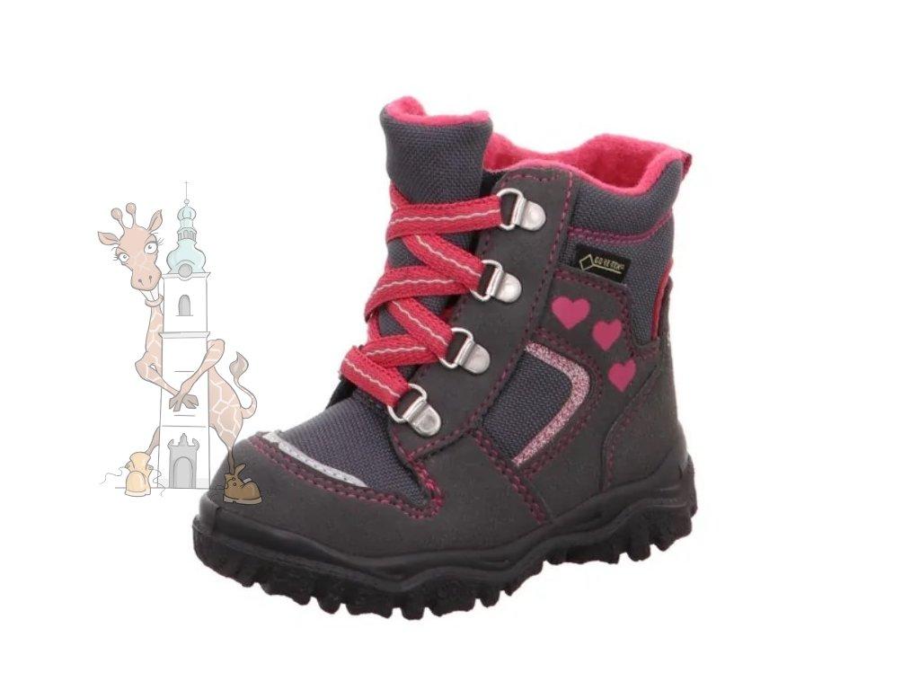 Dětské zimní boty Superfit 3-09046-20