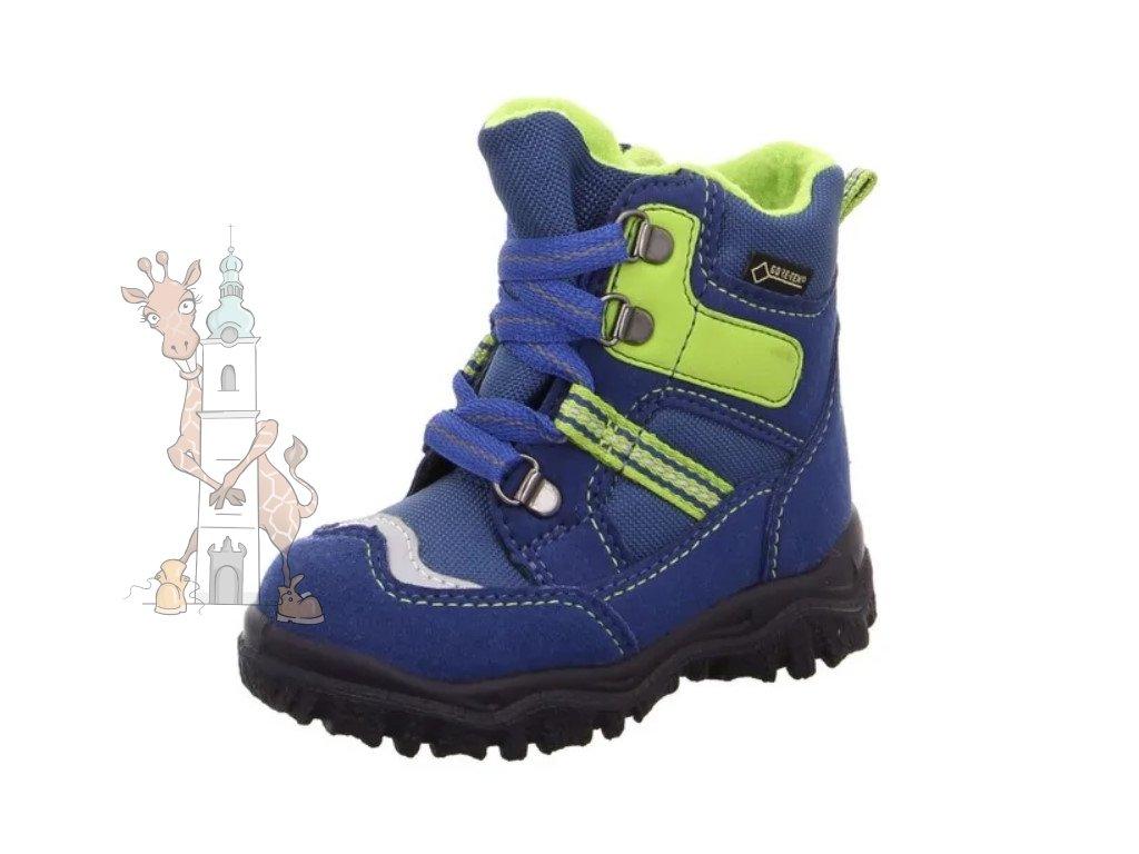 Dětské zimní boty Superfit 3-09043-81