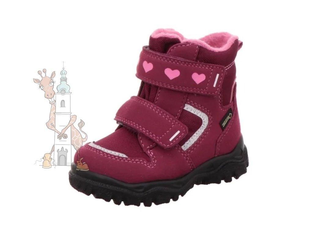 Dětské zimní boty Superfit 3-09045-90