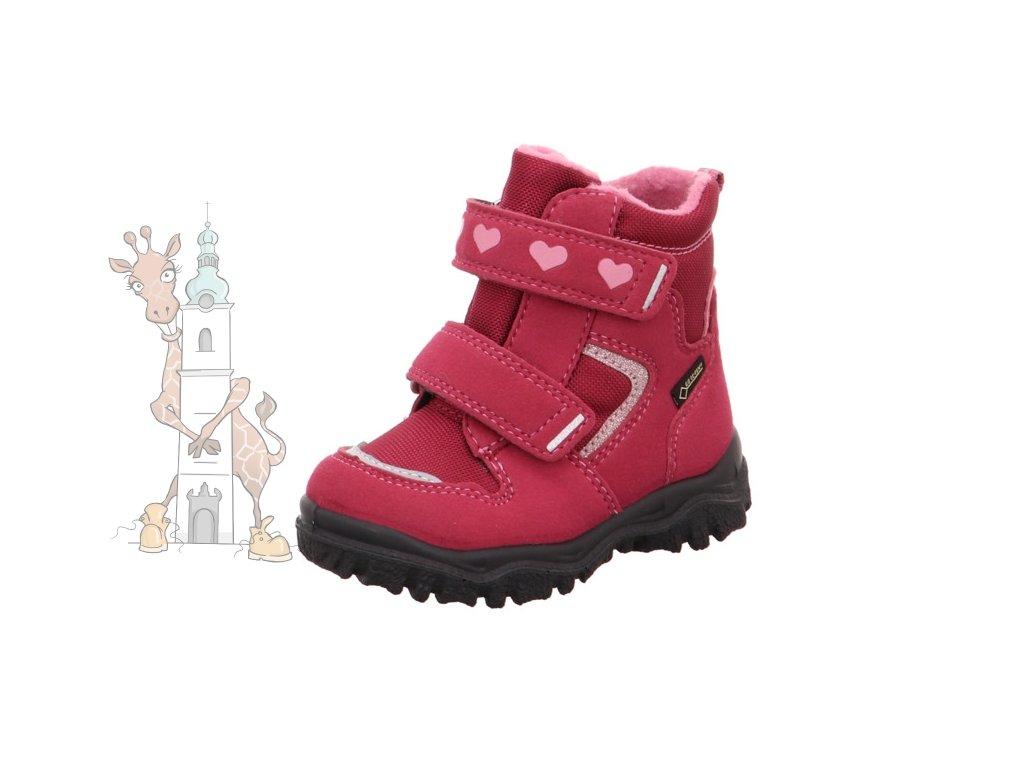Dětské zimní boty Superfit 3-09045-50