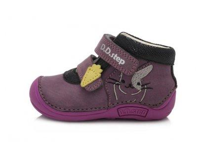 Dětské celoroční boty D.D.step 018-599