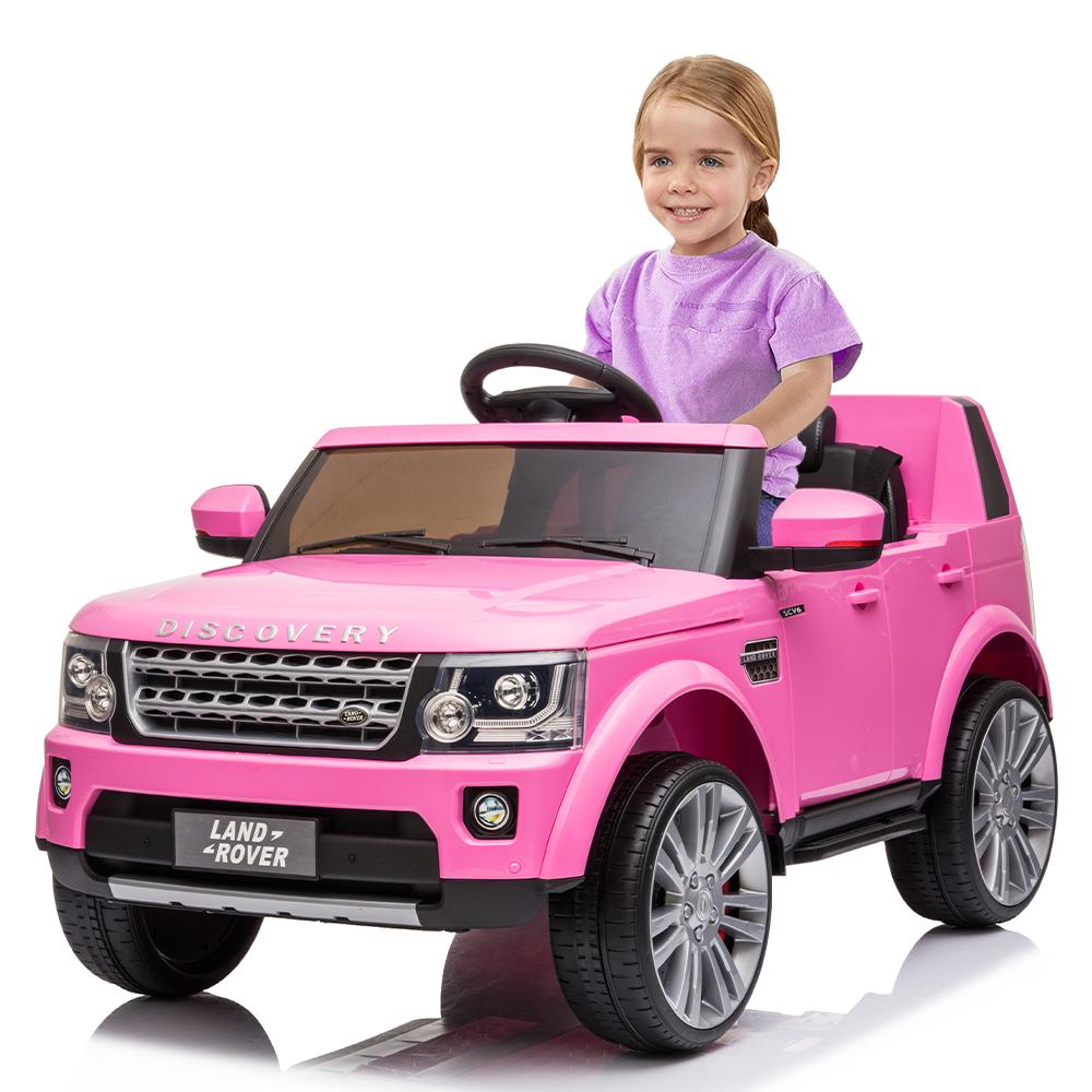 Kdo řekl, že jsou autíčka jen pro kluky!