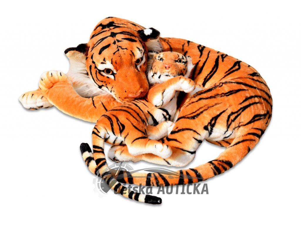 Tygřice s mimi 1