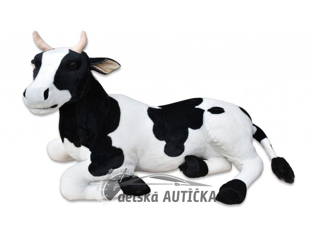 Kráva ležící 1