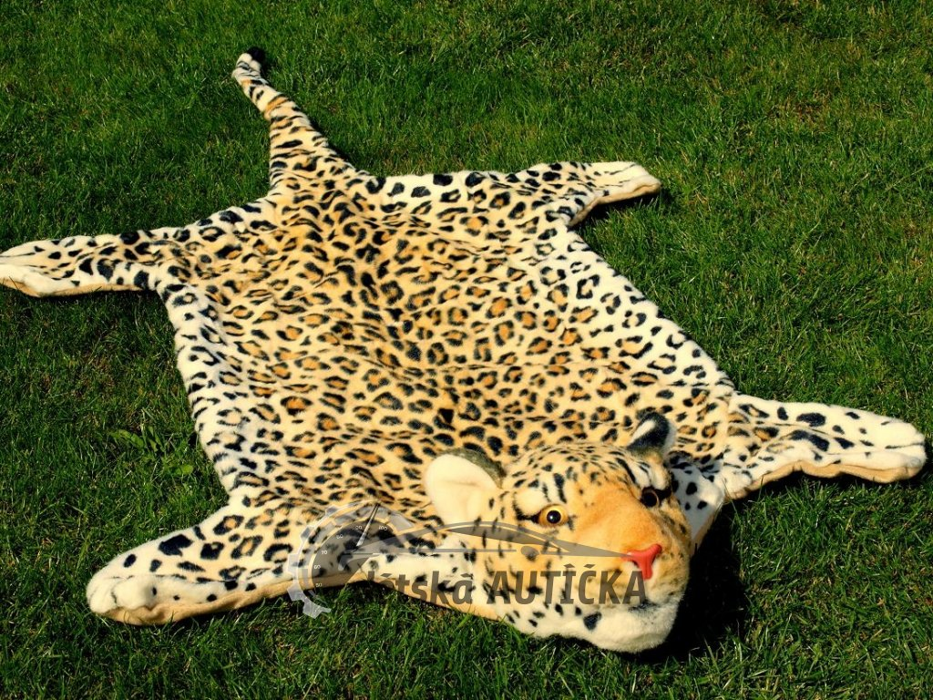 Předložka leopard L, 167cm x 100cm