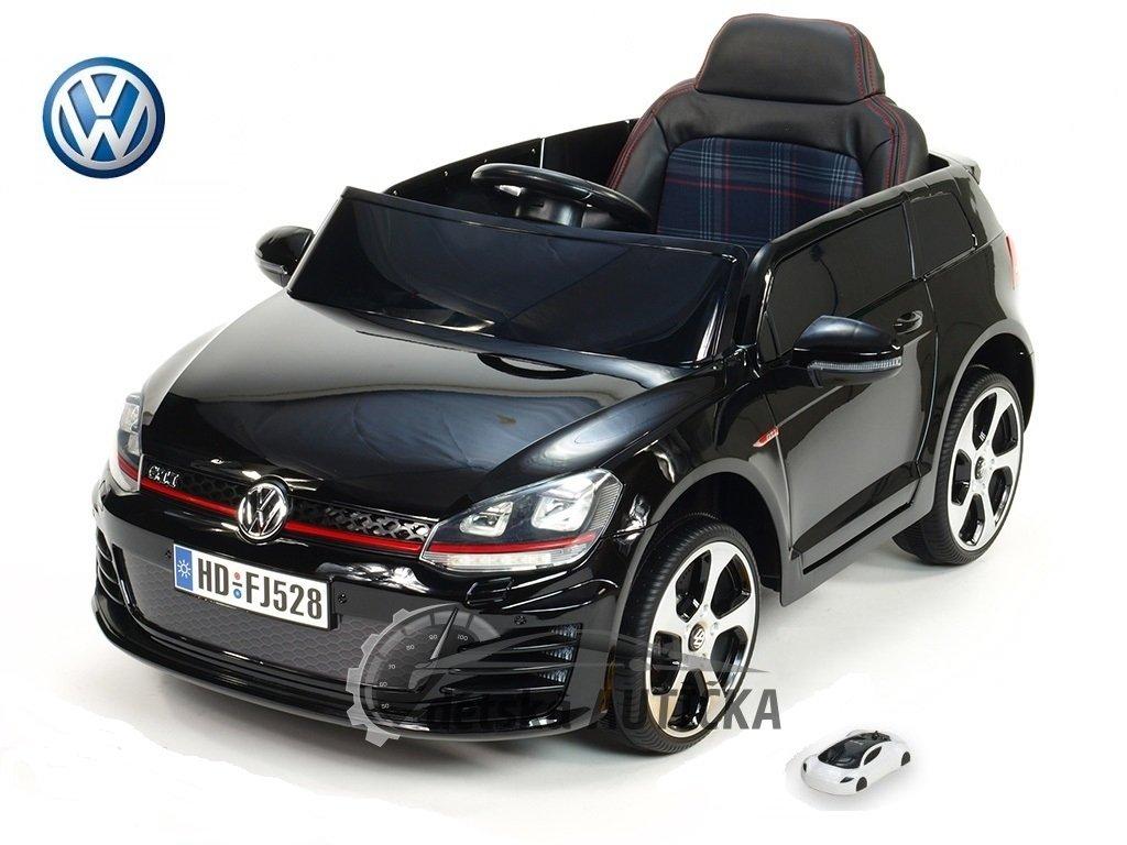 Volkswagen Golf GTI NEW černý lakovaný