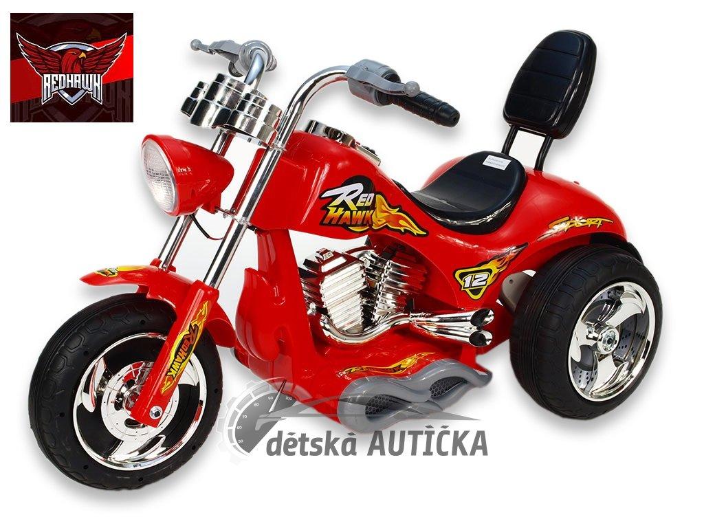 Red Hawk 12V 0a
