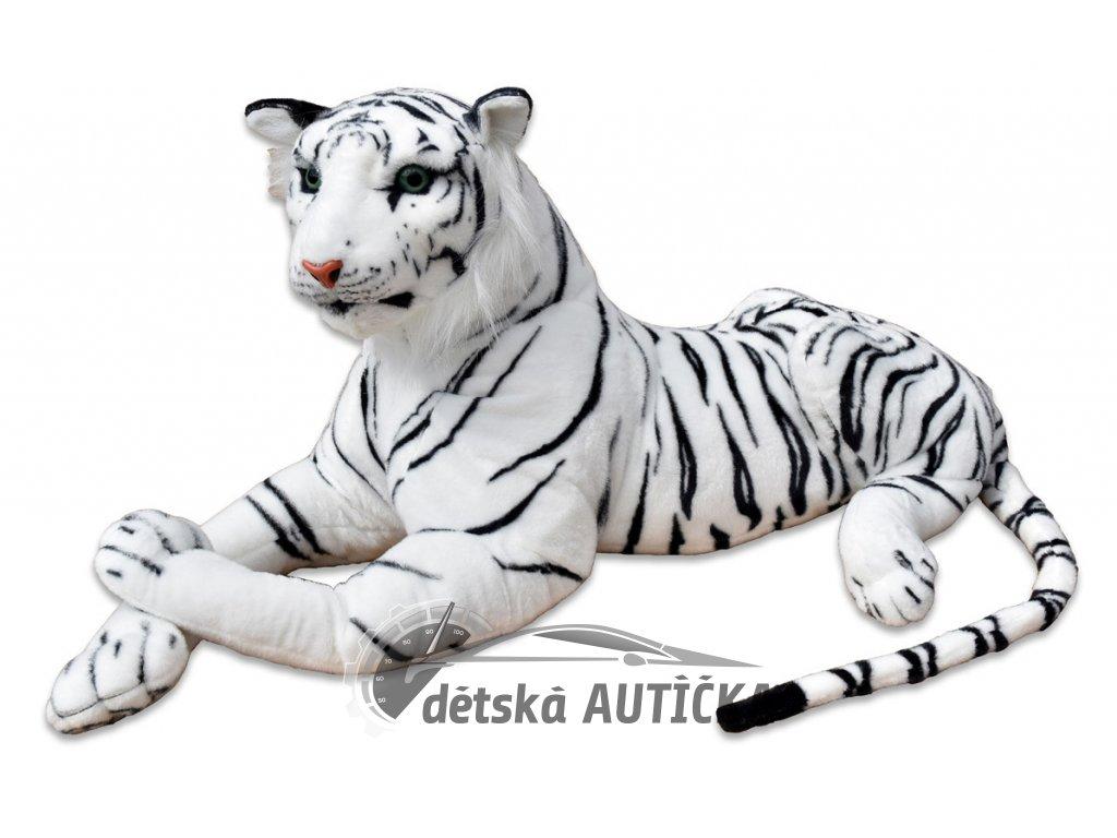 Tygr stř. bílý 0