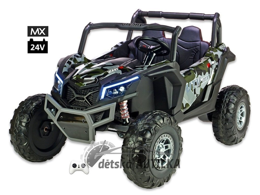 Bugina MX 24V camo 1 kopie