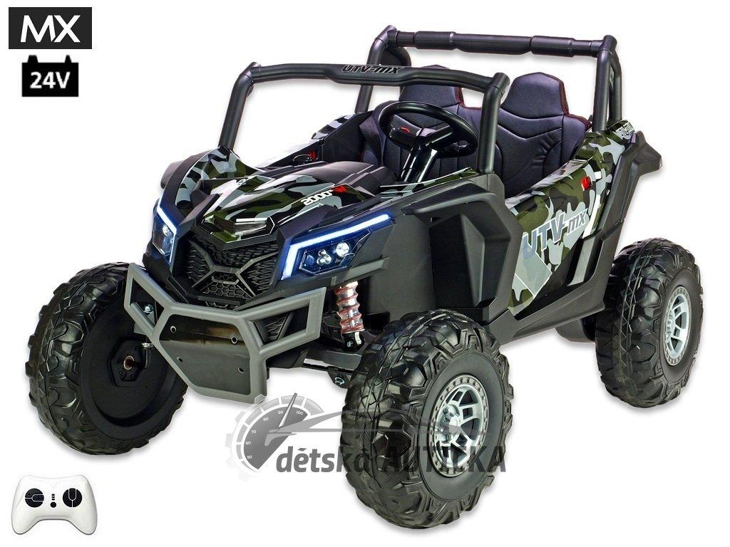 Bugina MX 24V camo 1