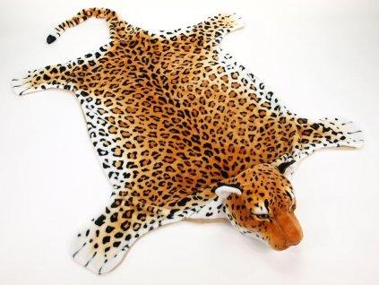 Předložka leopard XL, 197cm x 115cm