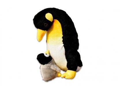 Tučňák s mimi 1